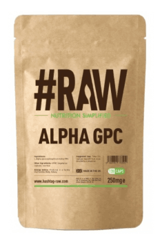Alpha GPC 250mg