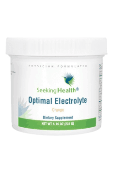 Optimal Electrolyte