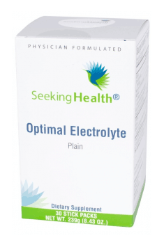 Optimal Electrolytes Sticks