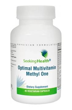 Optimal Multivitamin Methyl One