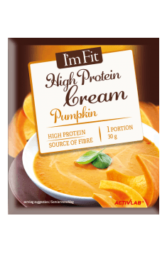 Pumpkin Cream