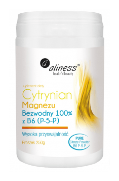 Citrate Magnesium Anhydrous with B6