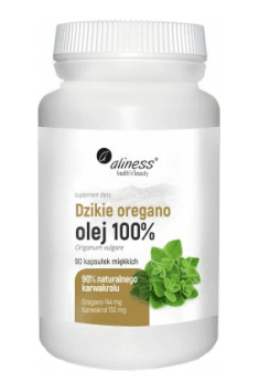Wild Oregano Oil 100%