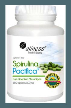 Spirulina Hawaiian Pacifica 500mg