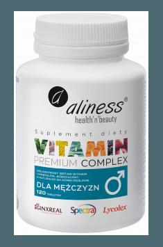 Premium Vitamin Complex for Man