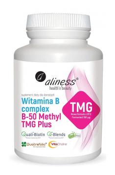 Vitamin B Complex B-50 Methyl TMG Plus