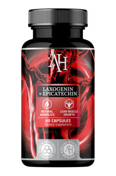 Laxogenin + Epicatechin