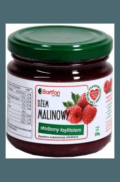 Raspberry Jam with xylitol