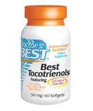 Best Tocotrienols 50mg 60 softgels