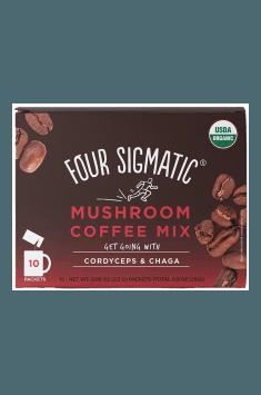 Mushroom Coffee Mix with Cordyceps & Chaga