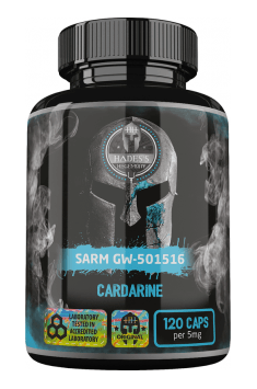 Hades's Hegemony SARM GW-501516 Cardarine - Online Shop with Best Prices