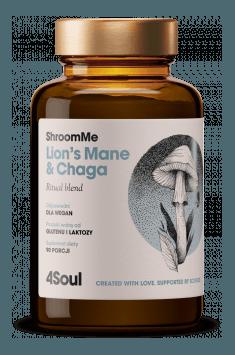 ShroomMe Lion's Mane & Chaga