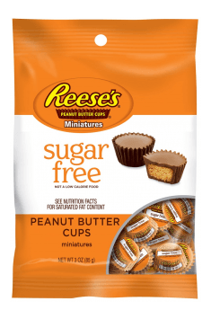 Sugar Free Reese's Peanut Butter Cups