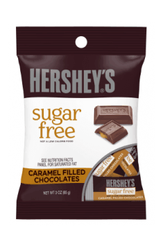 Sugar Free Caramel Filled Chocolates