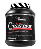 HITEC Creasteron 2640g + 60 caps.