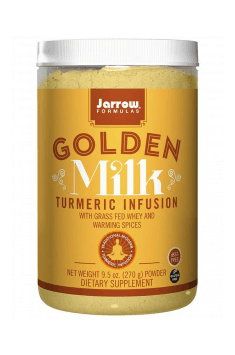 Golden Milk, Turmeric Infusion