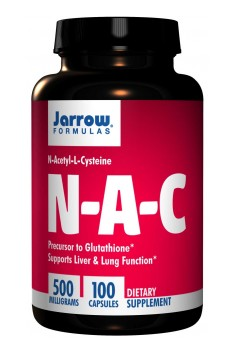 N-A-C (N-Acetyl-L-Cysteine)