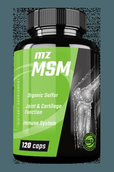 MSM 740mg