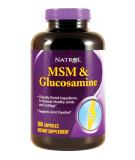 MSM & Glucosamine 360 caps.