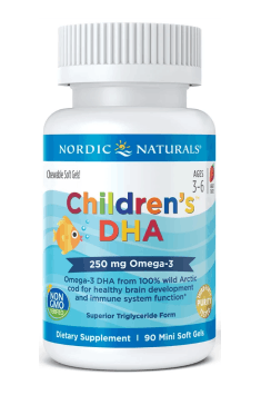 Children's DHA 250mg