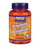 Arginine & Ornithine