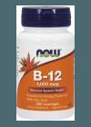 Vitamin B-12 + Folic Acid 1000mcg