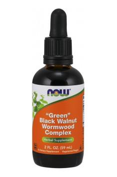 Green Black Walnut Wormwood