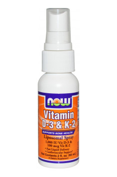 D-3 & K-2 Liposomal Spray