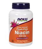Flush-Free Niacin 500mg 90 caps.
