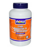 Liver Detoxifier & Regenerator 180 caps.