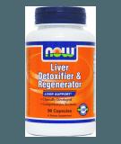 Liver Detoxifier & Regenerator 90 caps.