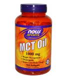 MCT Oil 1000mg 150 softgels