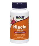 Niacin 500mg 100 tab.