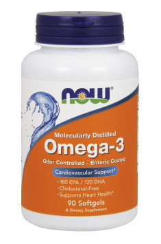 Omega-3 (Odor Controlled)