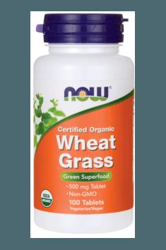 Wheat Grass 500mg