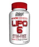 Lipo-6 Stim Free