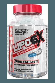 Lipo-6X