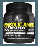 Anabolic Amino 5500 400 caps.