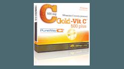 Gold-Vit C 500 Plus