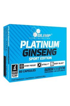 Platinum Ginseng Sport Edition