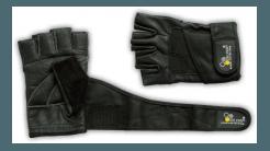 Hardcore Profi Wrist Wrap Gloves
