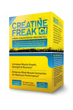 Creatine Freak