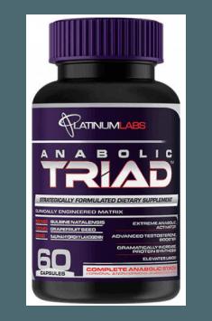 Anabolic Triad