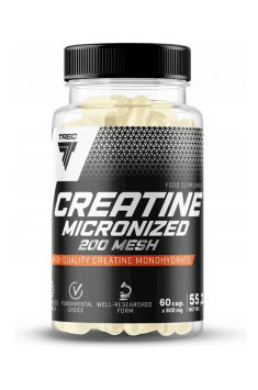 Creatine Micronized 200 Mesh