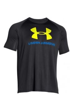 0b608e96999 Under Armour HeatGear Tech Sportstyle Logo - Online Shop with Best ...